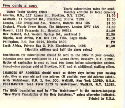 19_Годовая подписка (стоимость) _1977 год