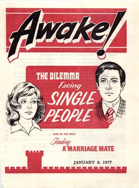 22_Обложка журнала Пробудитесь_1977 год