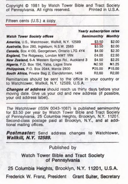 27_Годовая подписка (стоимость) _1982 год