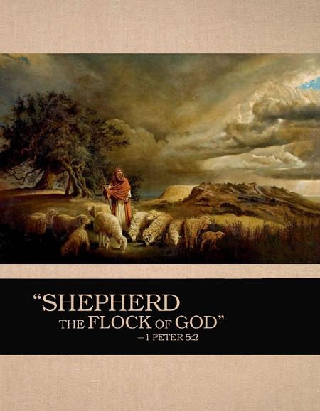 Обложка предыдущих версий книги Пасите