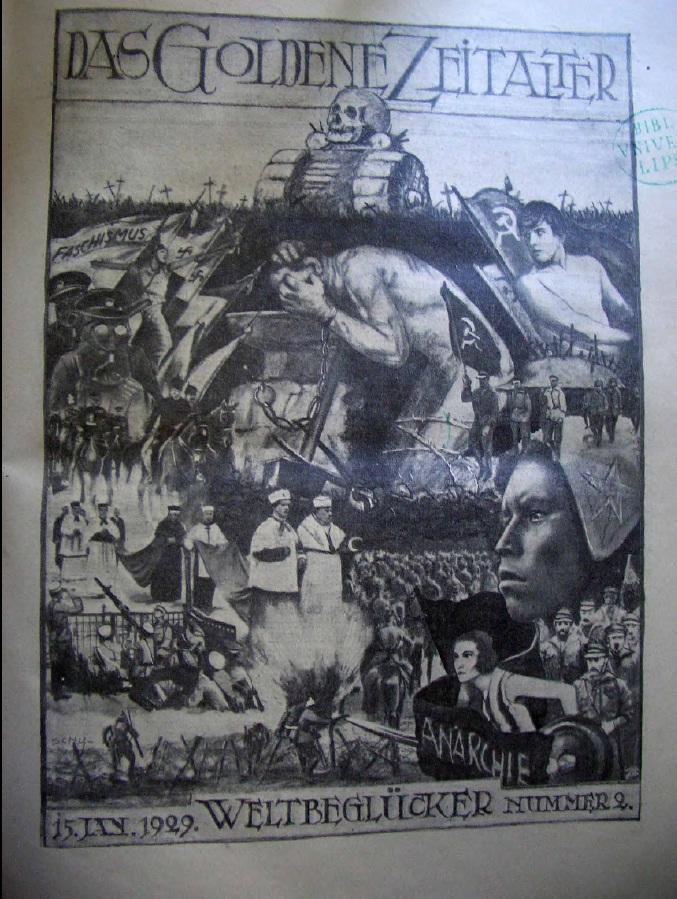 Зол.Век. Январь 1929 (нем)