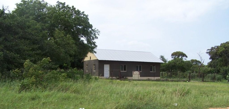Зал Царства в Мозамбике