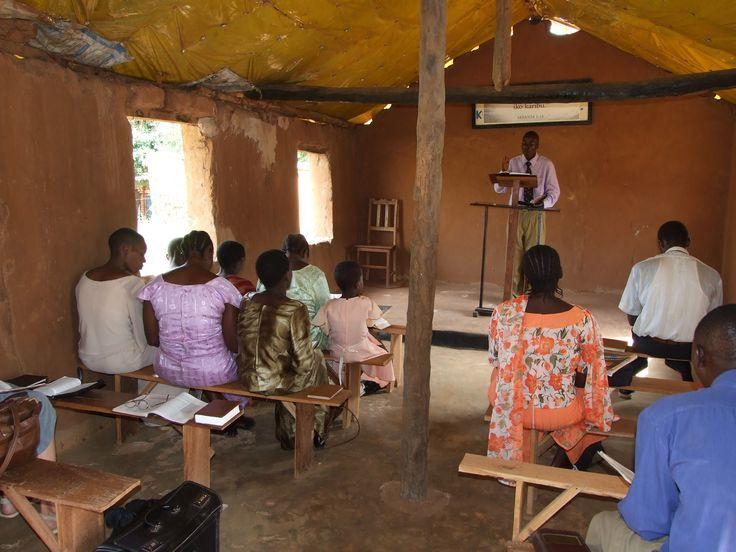 Зал Царства в Танзании (без постройки)