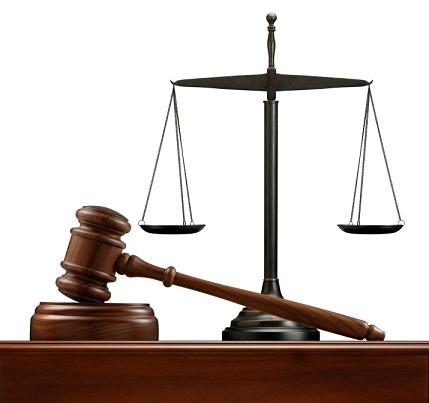 Весы и закон