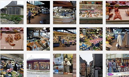 RouenMarketFlickrSet