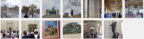 LouvreFlickrSet