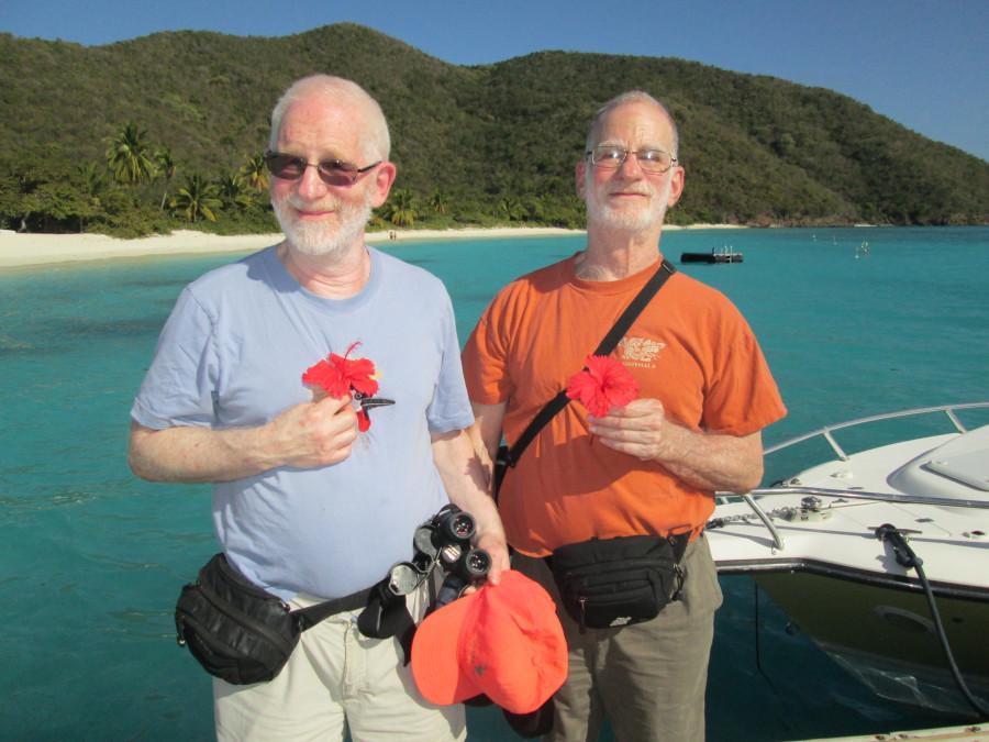 John Gintell & Robert Coren