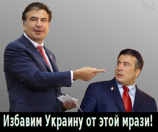 Н2С,Саакашвили