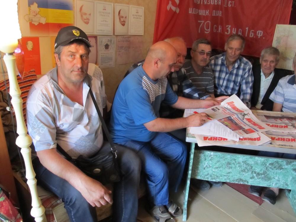В Зверевской голодовке протеста умерли два человека ... - photo#25