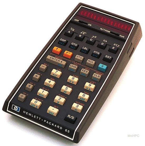 Hewlett-Packard 65