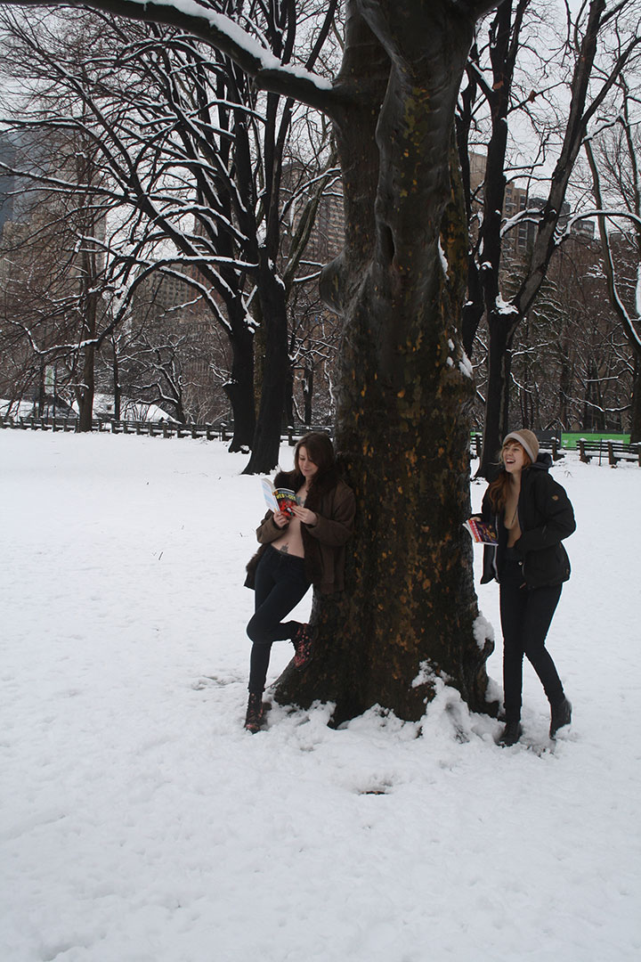 сиськи, девушки, Нью-Йорк, США, USA, NewYork