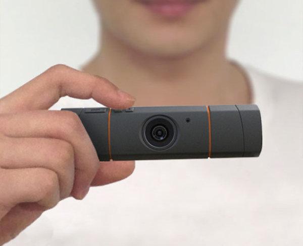 Нательная камера