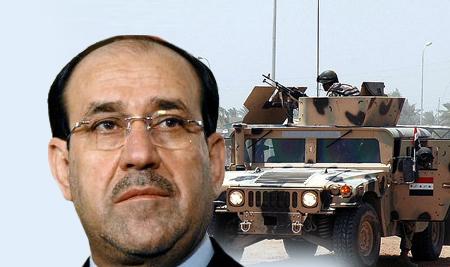 Ирак премьер-министр шиит Нури аль-Малики