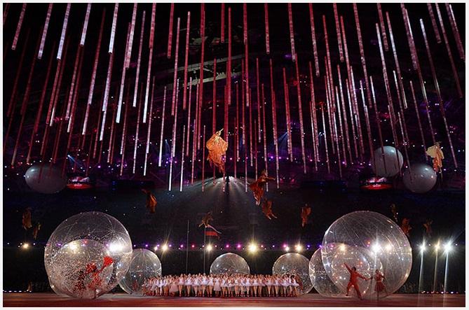 паралимпиада 2014 открытие знамёна праздник