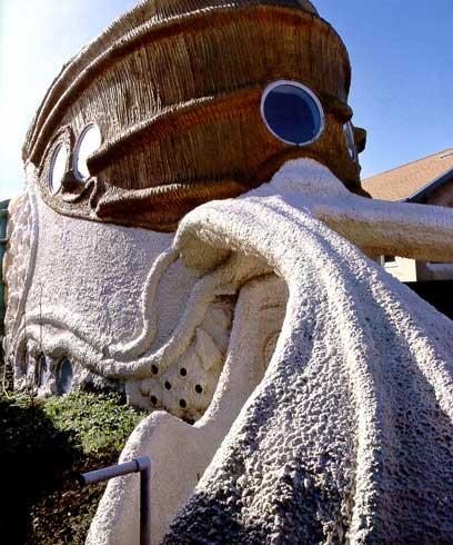 Лебедев бионика в архитектуре