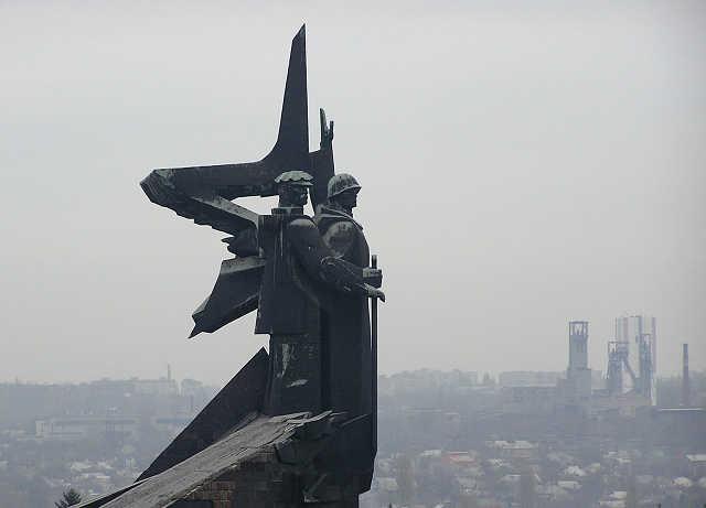 Освободителям Донбасса