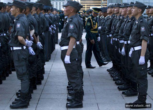 Монгольская полиция Naadam_00023