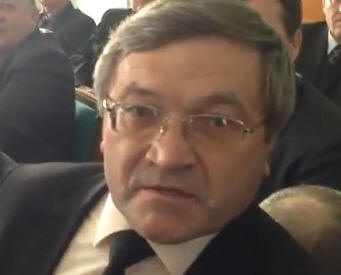 Пономарев глава сельсовета села Стрелкового