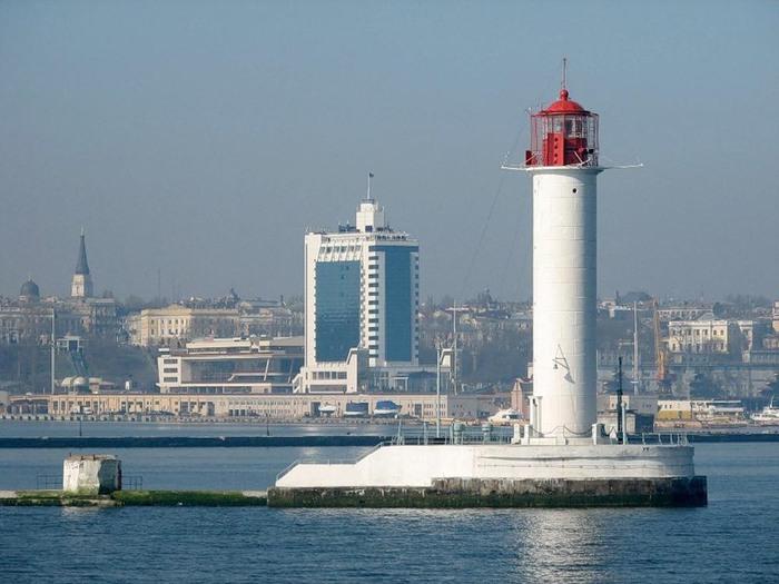 Одесса Морской порт