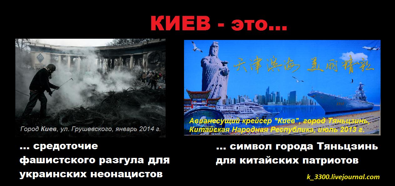 Киев - Тяньцзинь