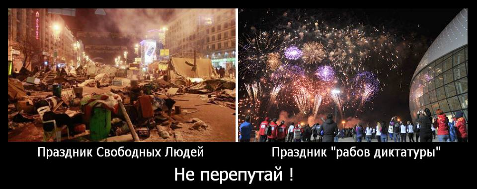 Майдан и Олимпиада-2014