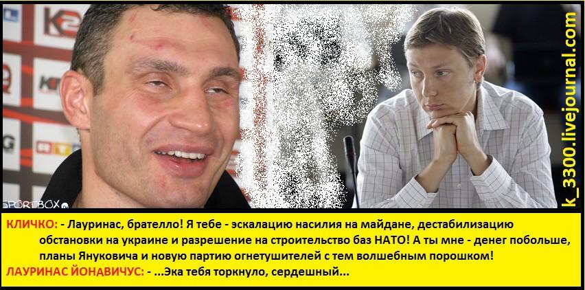 Кличко-Йонавичус 3