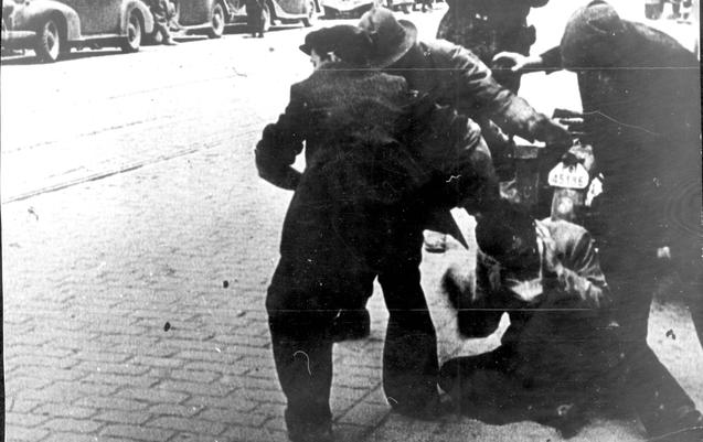 Погром 1941 года во Львове