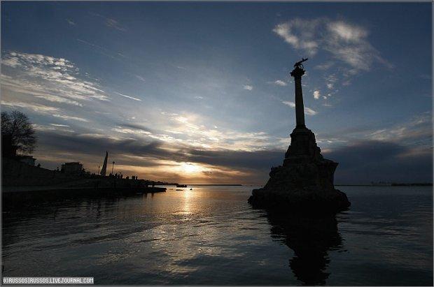 Севастополь Памятник