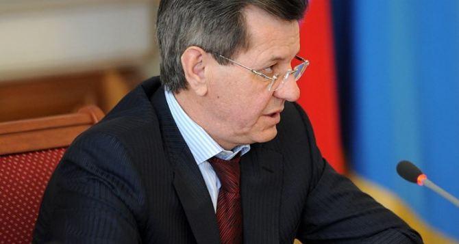 Губернатор Астраханской области Жилкин