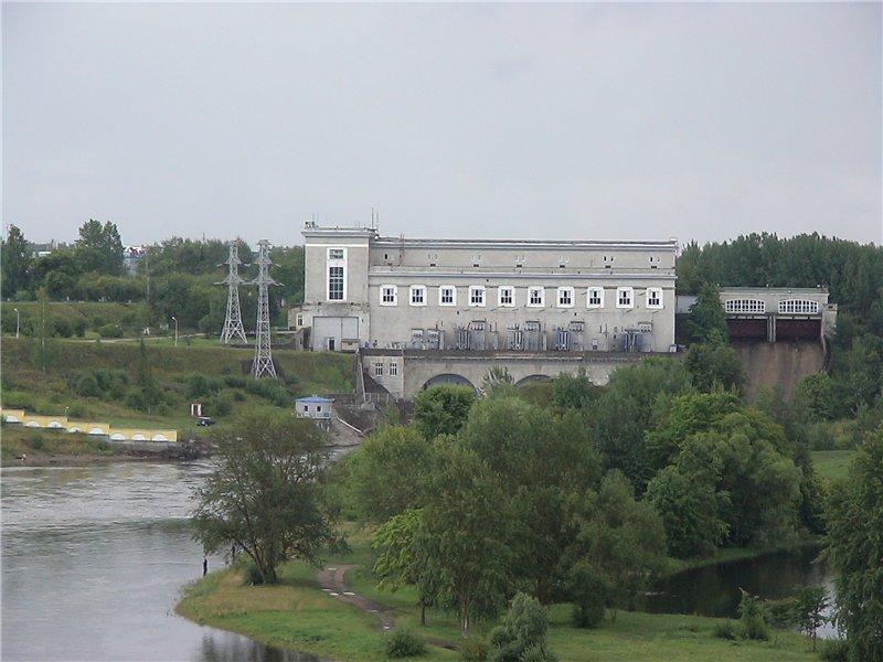 Нарвская ГЭС - на нашей стороне.
