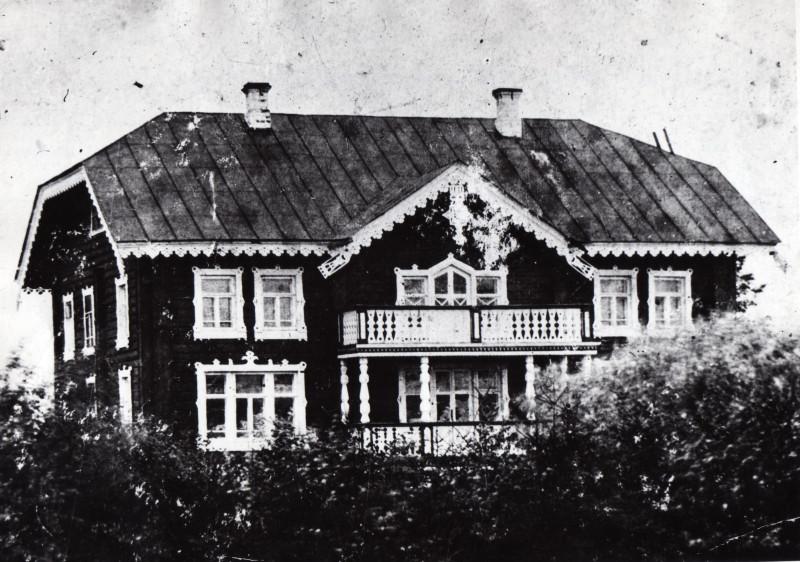 Усадьба Давыдково. Костромская губ. 1900-е г.г.