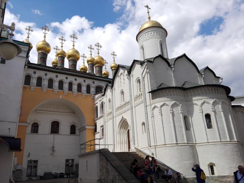 Церковь Ризоположения.