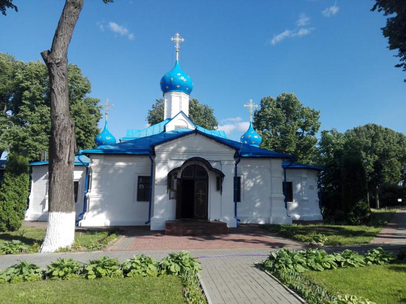 Введенская церковь. 1710 г.