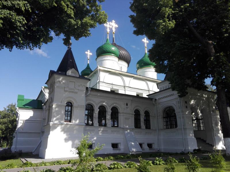 Собор св. Фёдора Стратилата. 1557 год