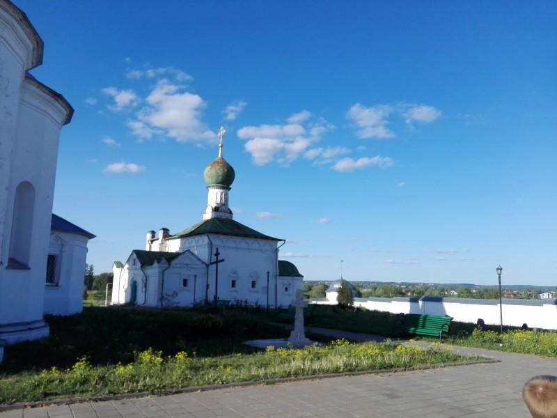 Храм Всех Святых. 1687 г.