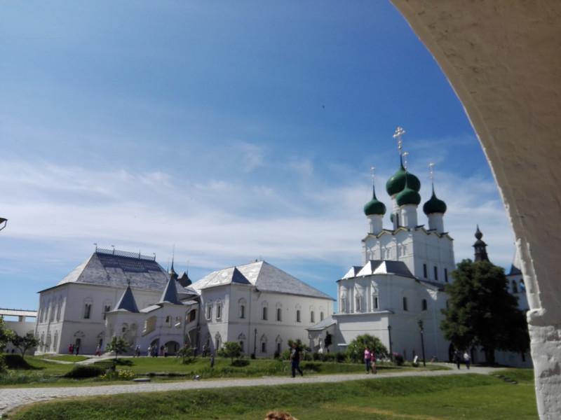Палаты и церковь св. Иоанна Богослова. 1683 г.
