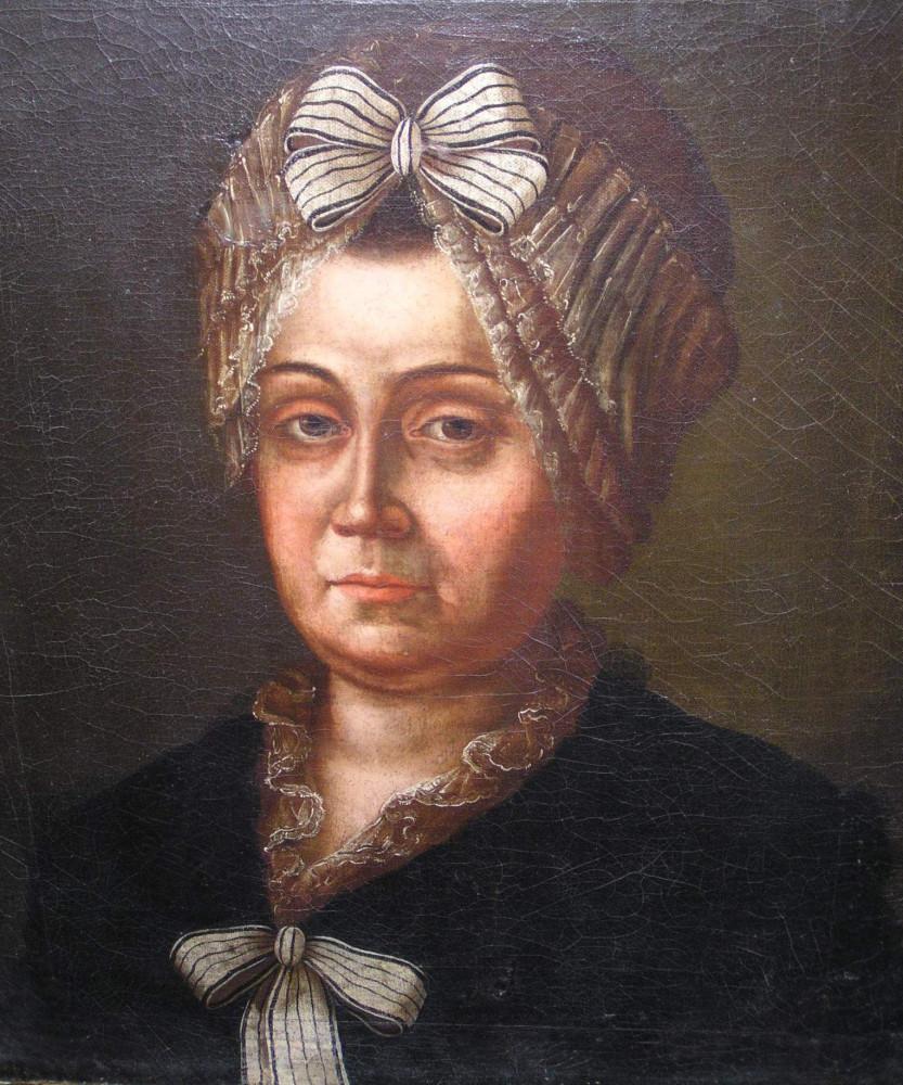Сарра Юрьевна Пушкина, рождённая Ржевская (1717-1801)