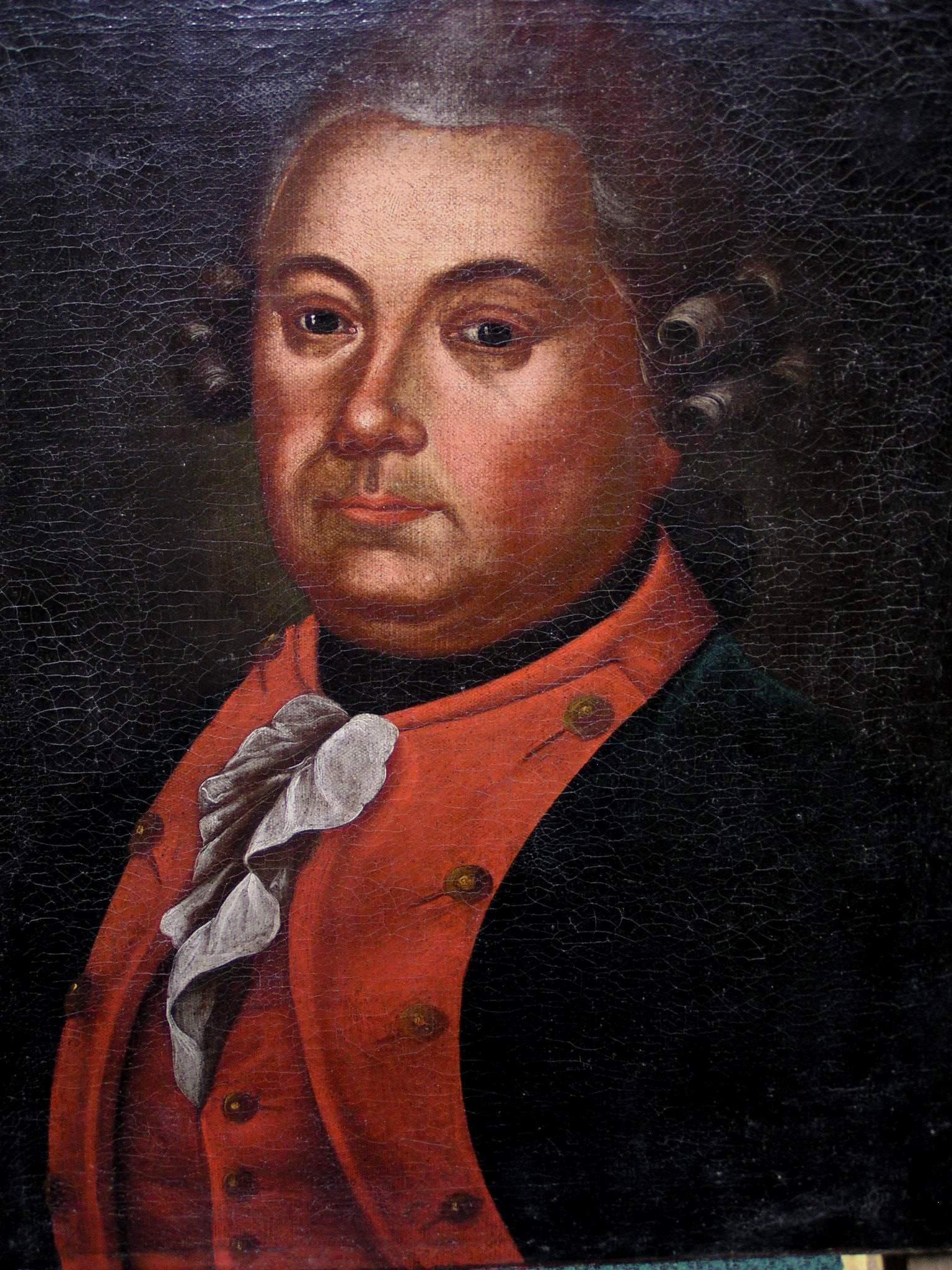 Юрий Алексеевич Пушкин (1743-1793), переименованный в Алексея Фёдоровича, своего отца.