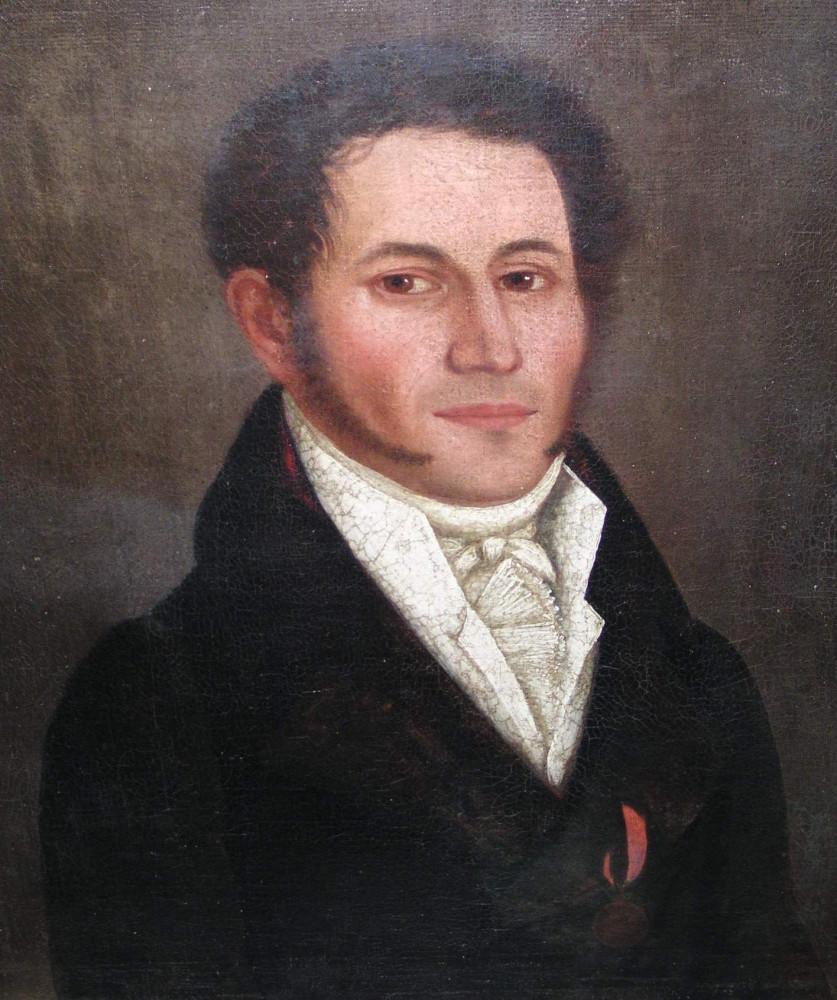 Александр Юрьевич Пушкин (1777-1854).