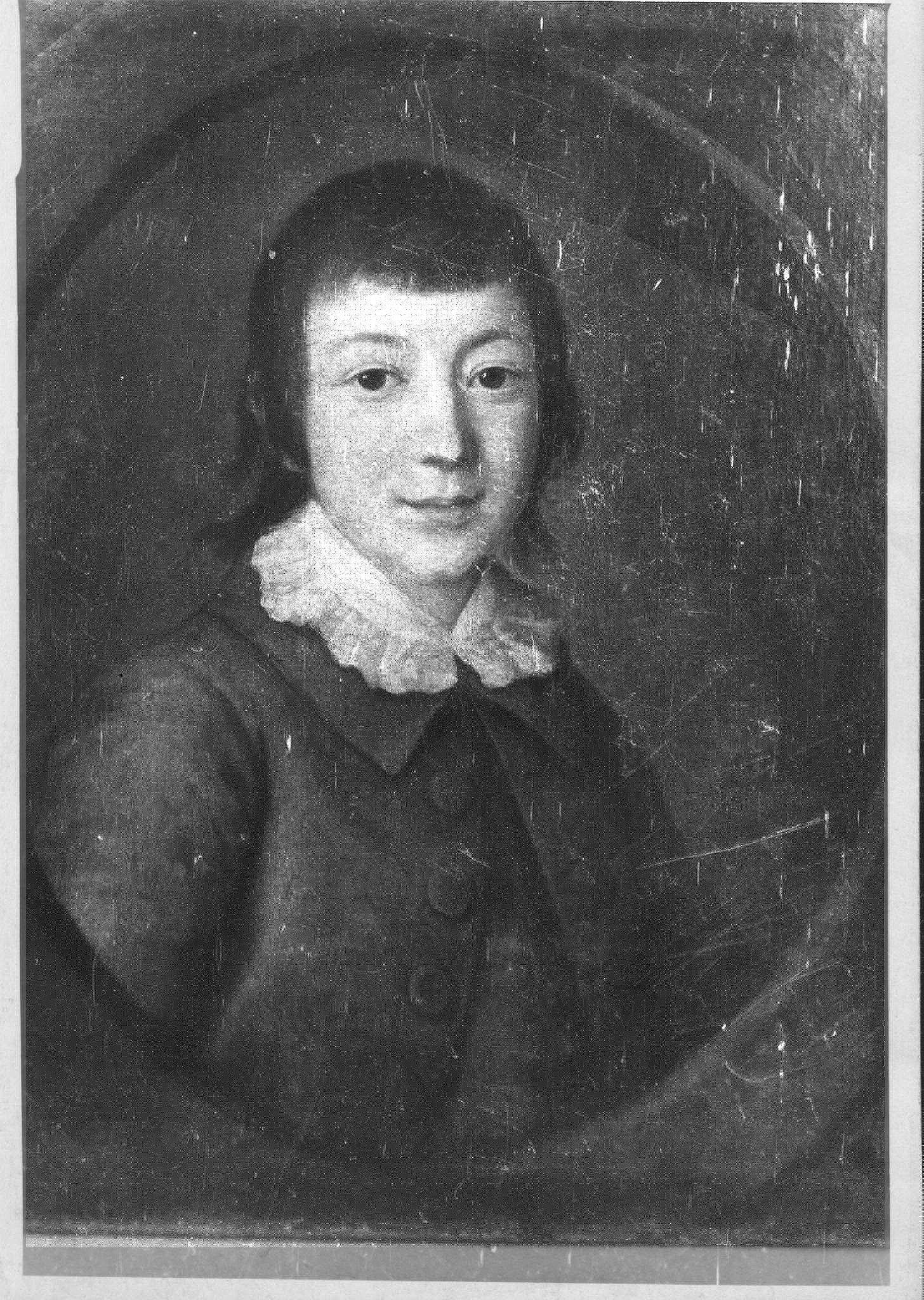 Александр Юрьевич Пушкин в детстве.
