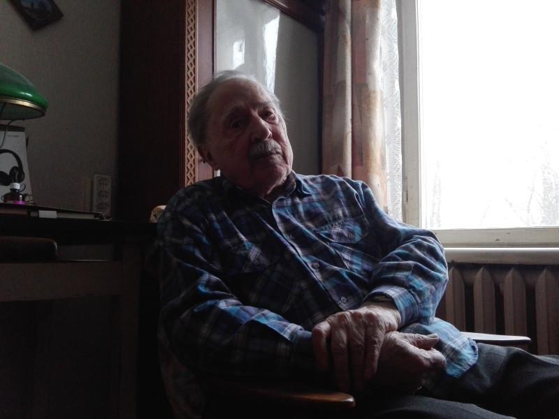 Андрей Григорьевич Пушкин. Фото апреля 2018.