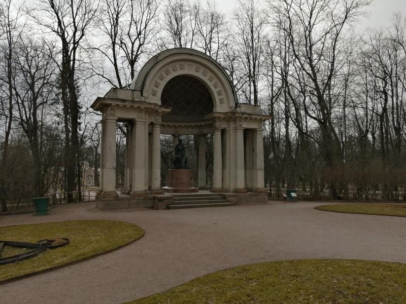 Павильон императрицы Марии Фёдоровны
