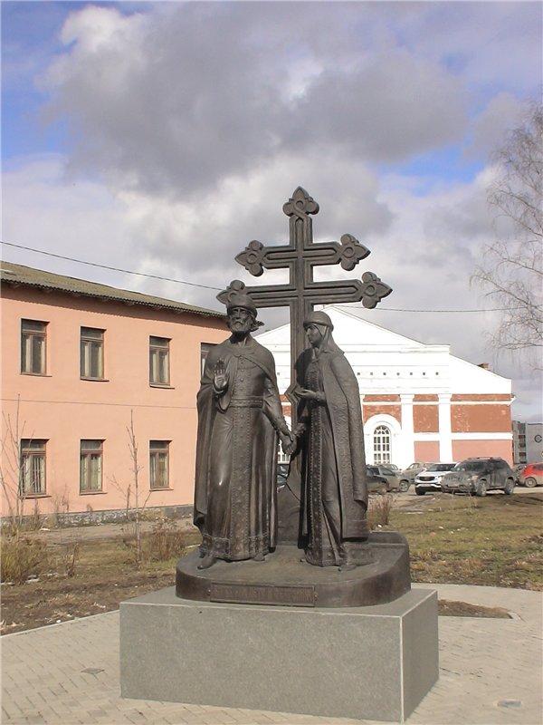 Пётр и Феврония.