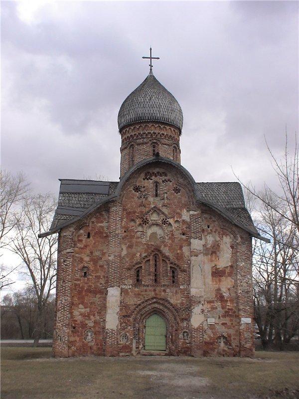 Церковь св. Петра и Павла в Кожевниках. 1406 г.