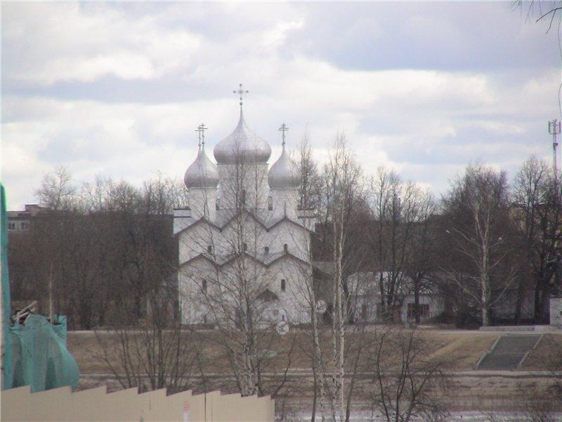 Церковь св. Бориса и Глеба в Плотниках. 1536 г.