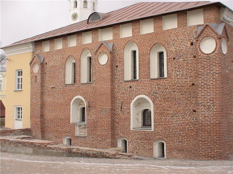 Владычная (Грановитая) палата. 1433 г.