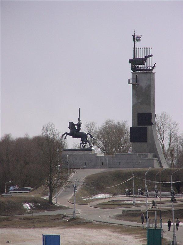 Памятник Победе 1945 г.