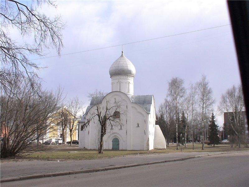 Церковь св. Власия. 1407 г.