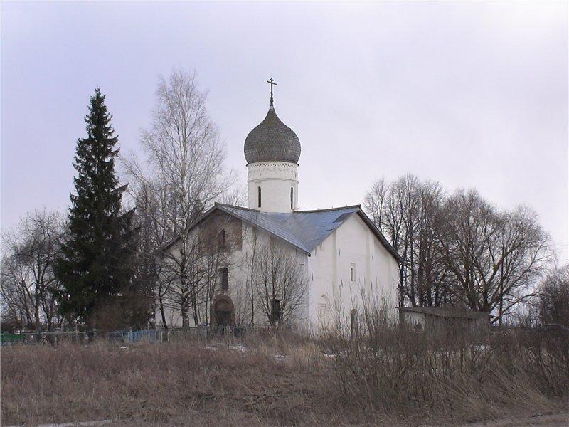 Церковь Благовещения в Аркажах. 1179 г.
