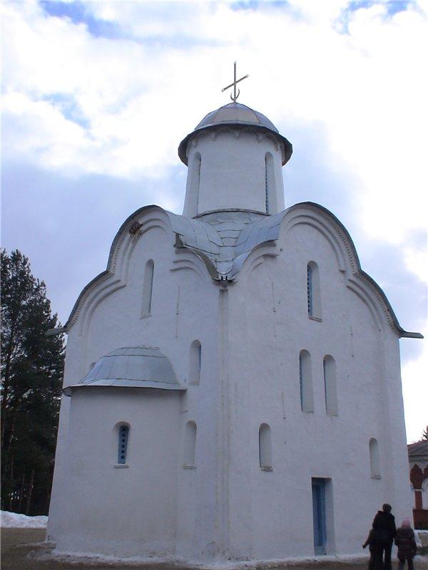 Храм Рождества Богородицы в Перынском скиту. 1226 г.
